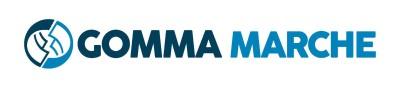 Gomma Marche Logo vettoriale