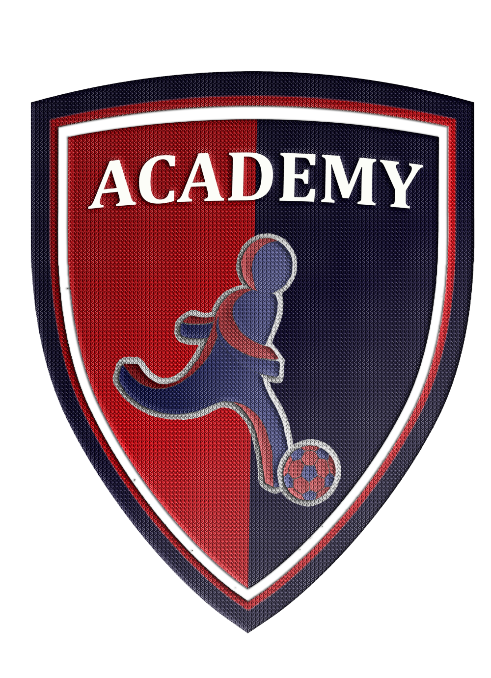 Logo Academy 3D texturePNG