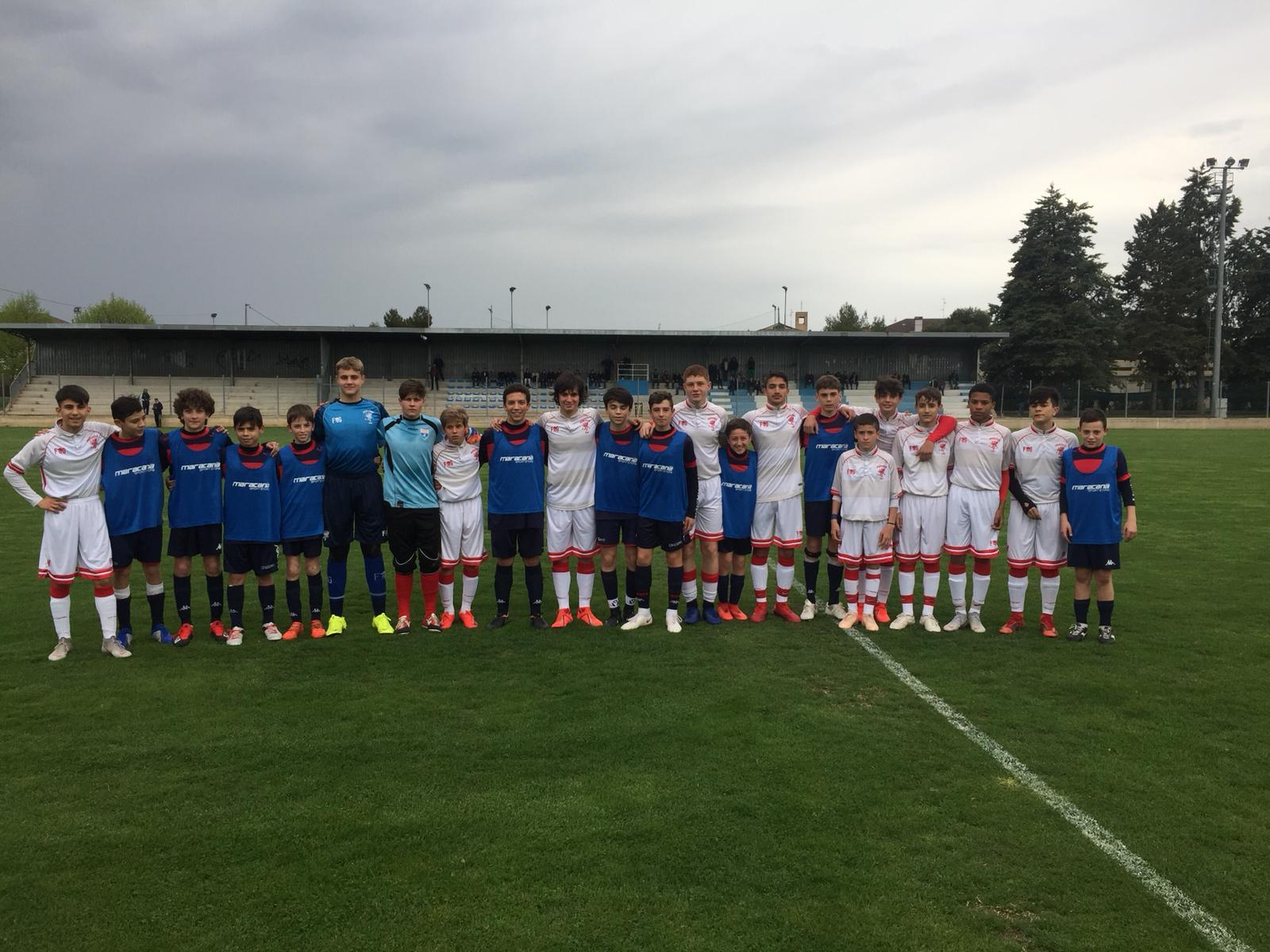 Giovanissimi cadetti - Perugia (Trodica)